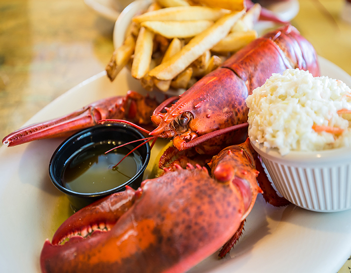 Airport Maine Lobster Dining